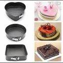 Cake Mould Set 3 Pcs