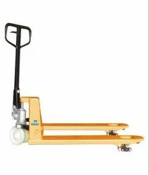 Hand Operated NILKAMAL PALLET TRUCK, For Material Handling, Lifting Capacity: 2.5T