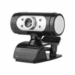 1920x 1080 Pixels Black Zeb Ultimate Pro Zebronics Webcamera