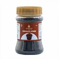 150 gms Virgo Chocolate Strand, Packaging Type: Plastic Containers, Granules