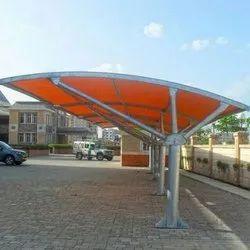 Aluminium Fabricated Canopies Fabrication Service