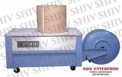 Low Height Box Strapping Machine
