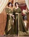 Pr Fashion Rich And Elegant Looking Simple Yet Designer Saree