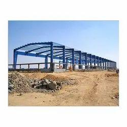 Mild Steel PEB Structural Engineering Service