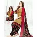 Ladies Patiala Unstitched Suit
