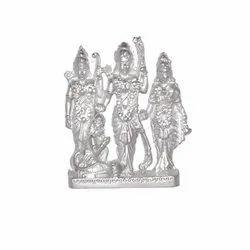 Parad Ram Lakshman Sita Hanuman Idols (Ram Darbar)