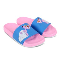 Sava 118 Diamond Pink White Ladies Slipper
