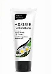 Natural ASSURE HAIR CONDITIONER, Packaging Size: 75G