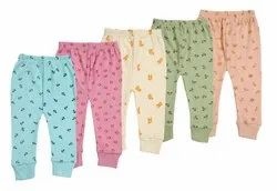 Multicolor Printed Baby Boys & Baby Girls Pyjama, Age Group: 0 And Above