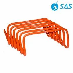 Agility Training Hurdle 9 (Set Of 6) - Fl. Orange