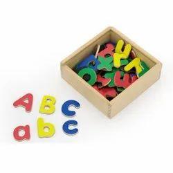 Magnetic Letters 52 Pcs Set