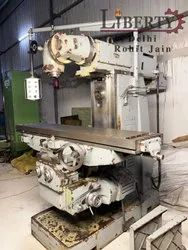 Tiger Vertical Universal Milling Machine