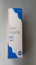 Ocif Oz Ofloxacin Ornidazole Tablets, Prescription, Treatment: Infection Effectively