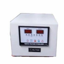 Eltek 5KVA Single Phase Digital Servo Voltage Stabilizer
