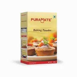 Puramate Baking Powder, For Bakery, Packaging Size: 100 Gram