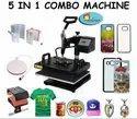 Heat Press 3d Sublimation Machine, For Mug Print Machine