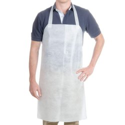 DISPOSABLE SELF APRON