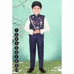 Kids Printed Suit