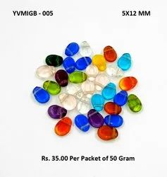 Multicolor Glass Beads