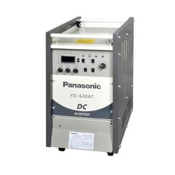 Three Phase Panasonic YD-630AT DC Inverter Arc Welding Machine