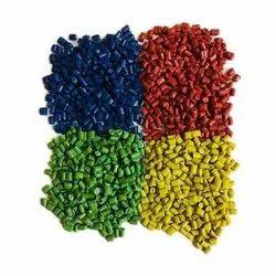 LDPE Colored Granules, 25 Kg