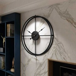 Big Size Decorative Wall Clock