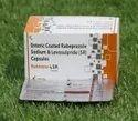 Rabeprazole and Levosulpiride Sustained Release Capsules