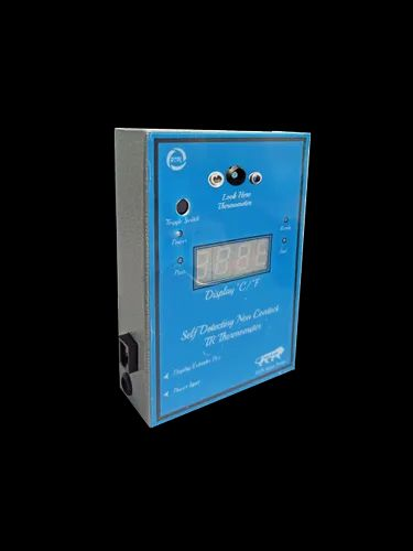 Wall Mount Automatic IR Thermometer