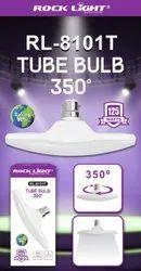 125 W Cool White Rock Light RL-8101T Tube Bulb 350 degree, Base Type: B22, 6500k