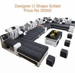 Designer U Shaped Sofa Set