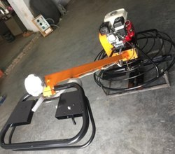 POWER TROWEL FLOATER WITH ENGINE (PETROL)