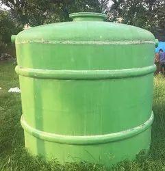 3000 L Biodigester Tank