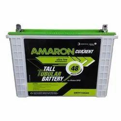 CRTT165 Amaron Tall Tubular Battery, 165Ah