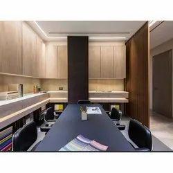 Mild Steel Bare Office Cabin, Size: 20*10*9 Feet