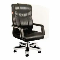 Black Modern Fancy Office Chair
