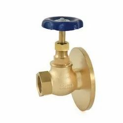 1004 One Side Flanged Bronze Globe Valve