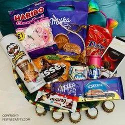 Corporate Chocolate Gift Basket