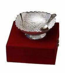 Silver Plated Designer Set