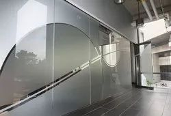 Printed Glass Film, Thickness: 2-3 Mm