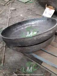 Duplex Steel Dished End , Super Duplex Dish Ends , End Cap , Tank End  , Pressure Vessel Disc
