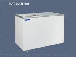 198 Litre Flat Glass Top Deep Freezer