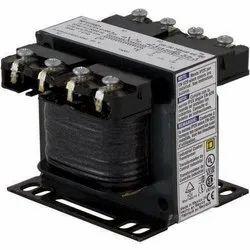 Control transformer in EOT Crane