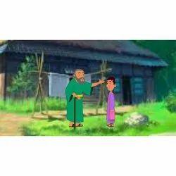 3-4 Days Flash,Animate CC 2D Animation Service