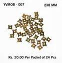Metal Oxidised Beads