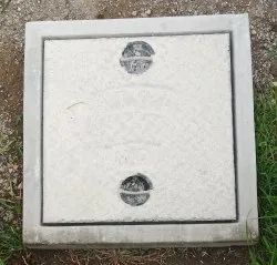 Square Concrete Manhole Cover