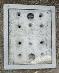 Square Light Duty RCC Manhole Cover