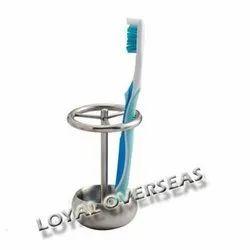 Iron Toothbrush Brush Stand, Size: Loyal