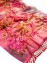 Digital Printed Sarees With Vintage Zalar