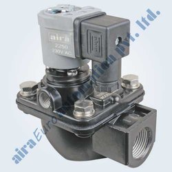 Angle Type Dust Collector Pulse Valve