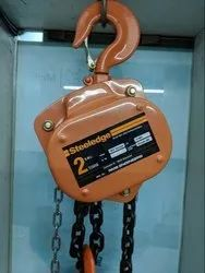 Chain Pulley Block (Heavy Duty)